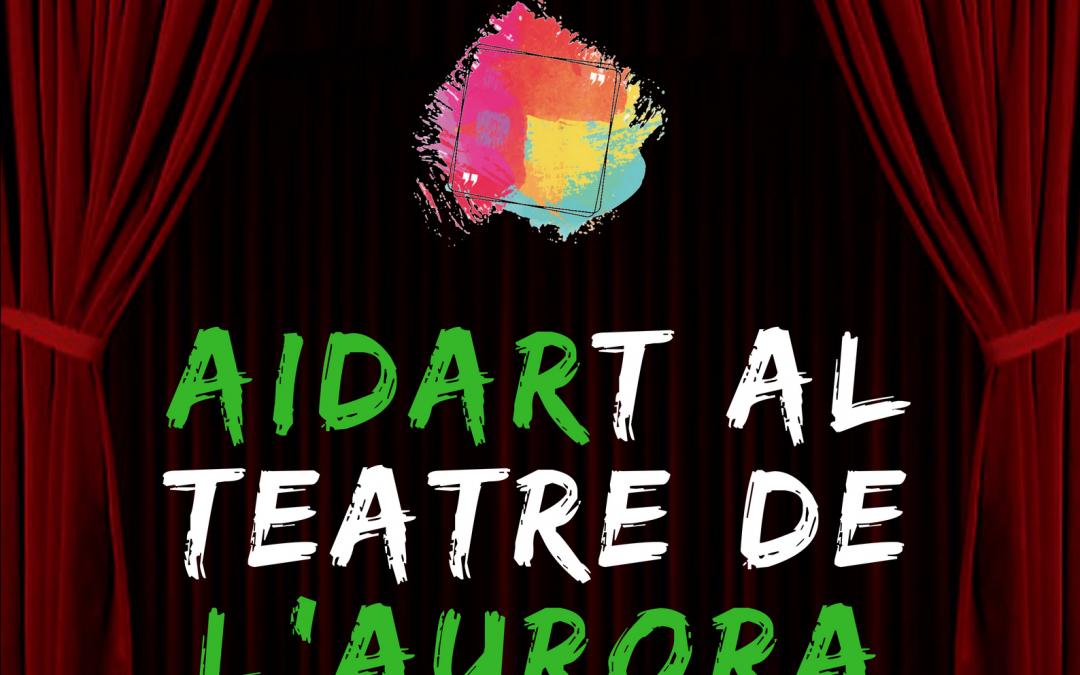 AIDARt al Teatre de l'Aurora