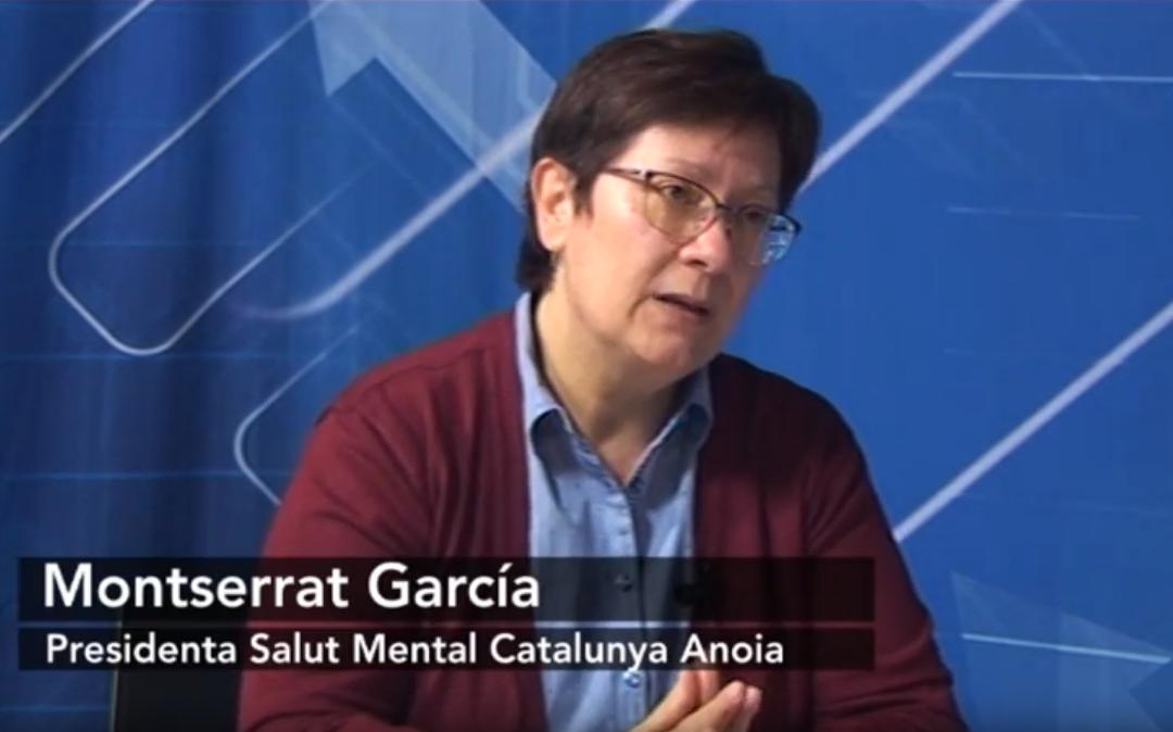 Entrevista de la presidenta Montserrat Garcia a Canal Taronja