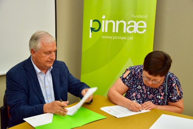 L'Associació SMCAnoia guardonada per la Fundació PINNAE