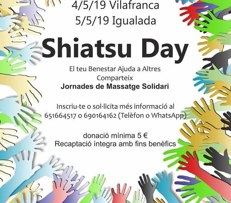 Jornada de massatges solidaris